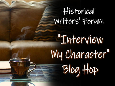 Historical Writers' Forum Blog hop