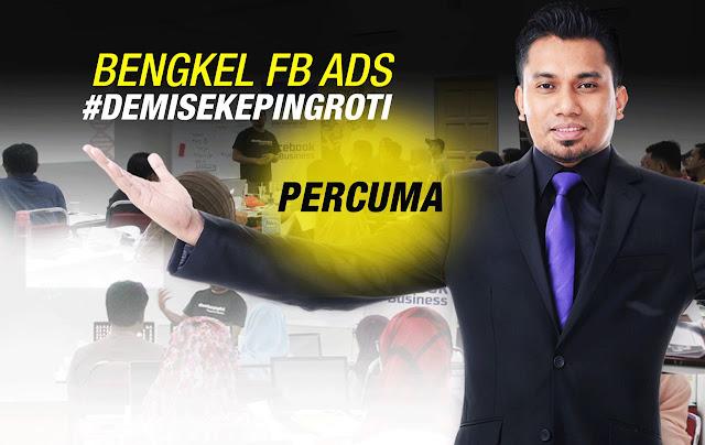 Seminar Facebook Percuma,