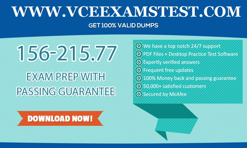 Check Point Certified Security Administrator (CCSA) Exam | VCE Files