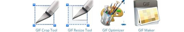 EzGIF, Aplicación en linea para editar y crear Gifs