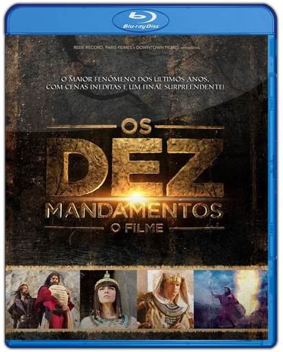Baixar Os Dez Mandamentos O Filme 1080p BRRip Torrent