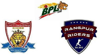 Rangpur vs Chittagong Predictions and Betting Tips for Today Match