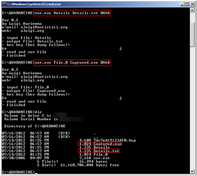 Open Security Research: UnBup - McAfee BUP Extractor for Linux