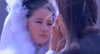 Crystal Liu in final episode of popular cdrama Return of the Condor Heroes (2006)