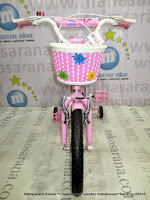 Sepeda Anak Family Daisy 16 Inci