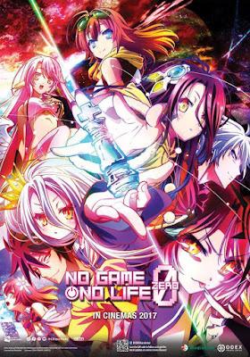 Download No Game No Life: Zero BD (2017) Subtitle Indonesia