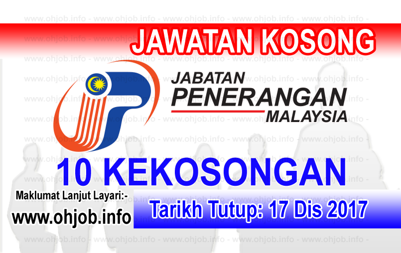 Jawatan Kerja Kosong Jabatan Penerangan Malaysia logo www.ohjob.info disember 2017
