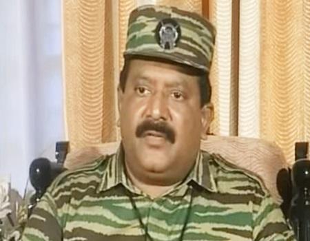 Leader Prabhakaran about MGR