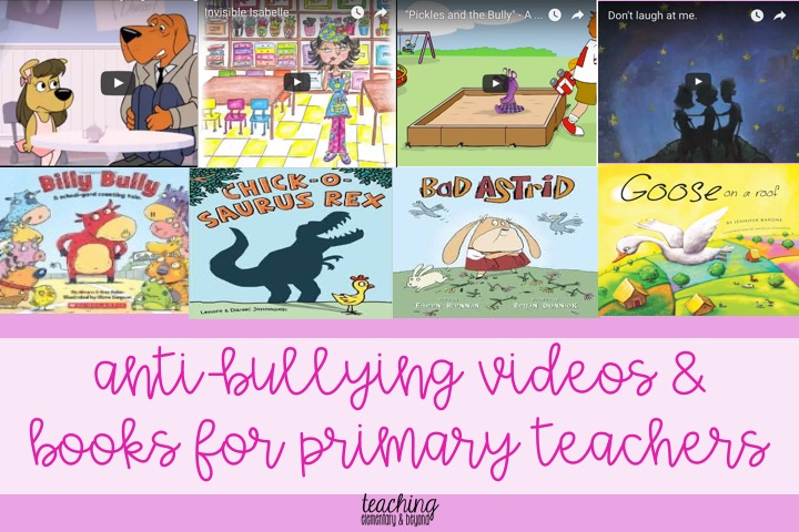Bullying videos for elementary students