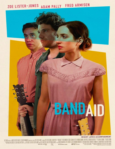 Ver Band Aid (2017) Online