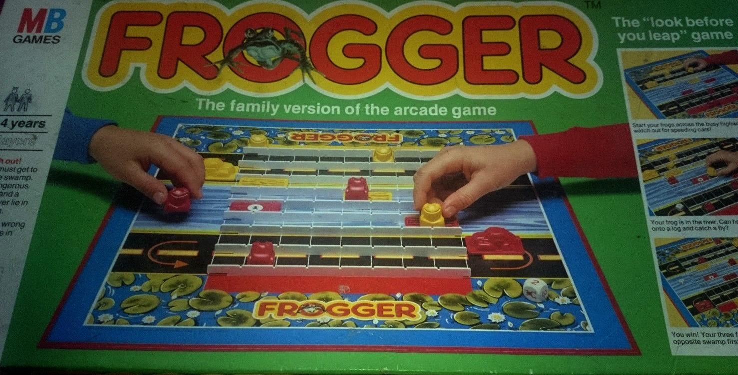 1981 game to get an amphibian across a street Codycross ...