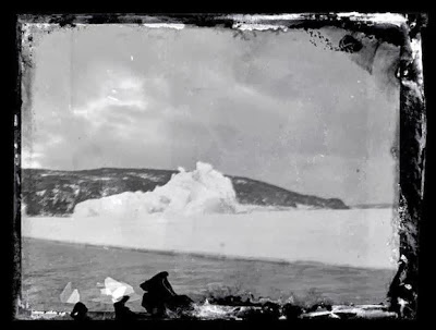 Ένα κουτί με αρνητικά 100 χρόνων ανακαλύφθηκε στην Ανταρκτική