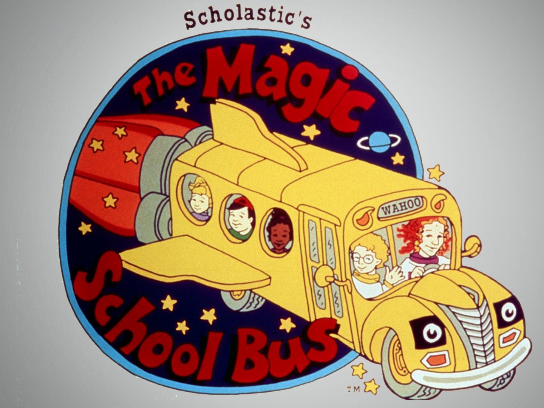 The Magic School Bus Film Animation Cartoon Hd
