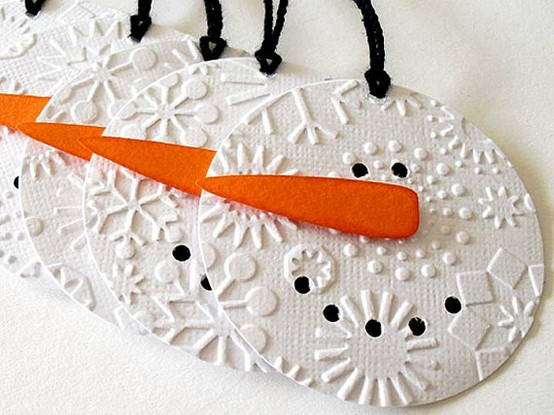 Dishfunctional designs inspiration handmade holiday gift for Custom tags for crafts