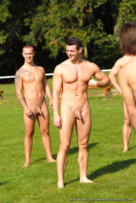 Gay naked soccer players