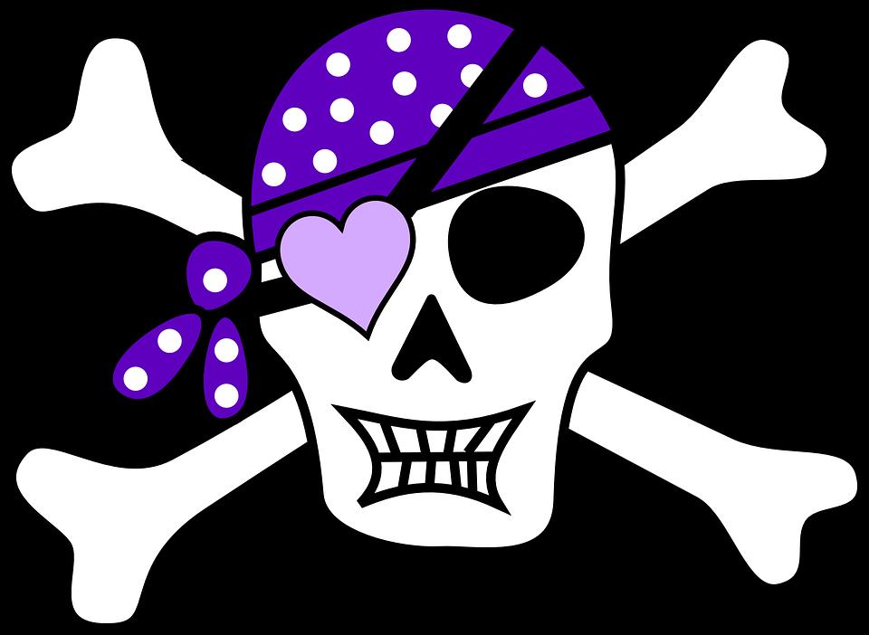 Gifs Y Fondos Paz Enla Tormenta Imágenes De Calaveras Piratas