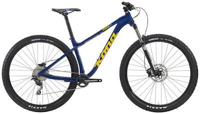 2016 Kona Honzo AL 29er Bike