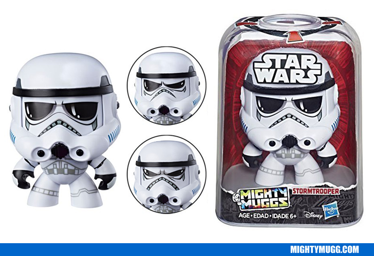 Stormtrooper Star Wars Mighty Muggs Wave 3 2018