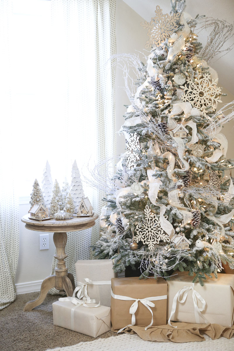 Nissa-Lynn Interiors: Christmas Tree Inspiration!