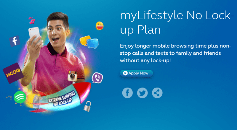 Globe No Lock-Up Postpaid Plans Launched