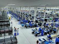 Lowongan Kerja Perusahaan Manufaktur Terbaru