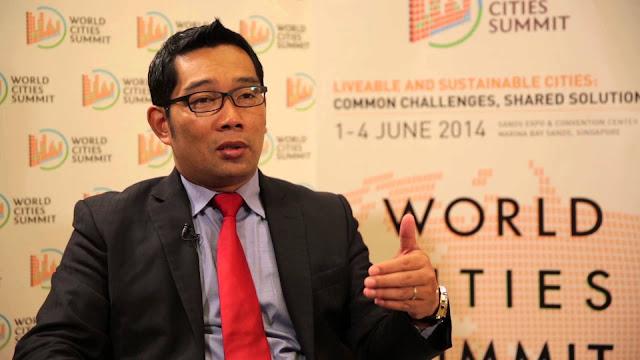 Profil Walikota Bandung Ridwan Kamil