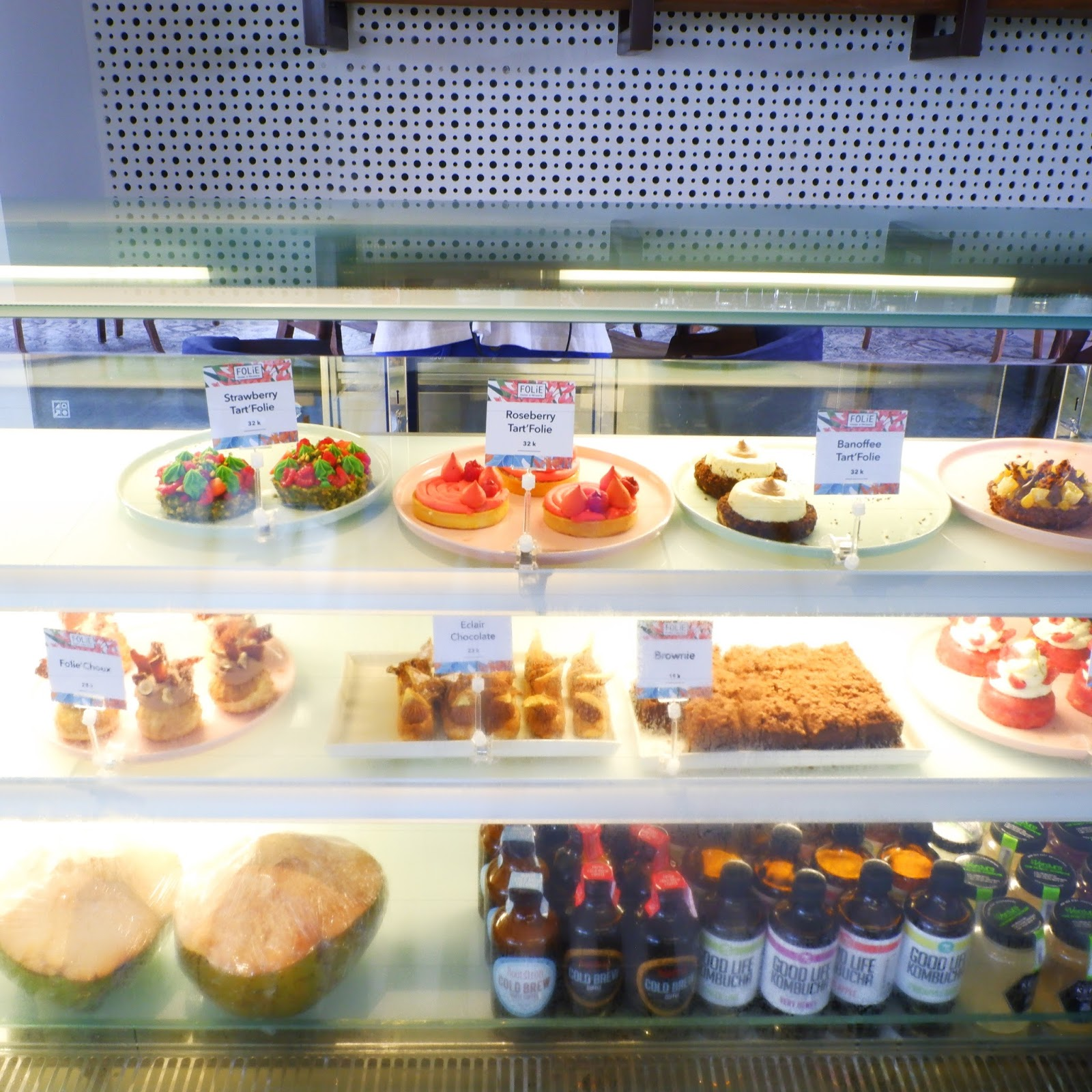 Cuisine Cake Shop Rose Bay