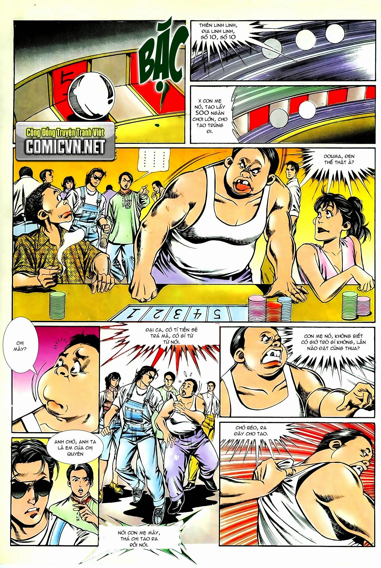 Người Trong Giang Hồ chapter 80: macau nổi sóng gió trang 29