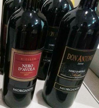 Nero dAvola Morgante