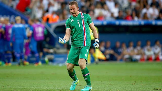 Inggris 1-2 Islandia : Buah Kedajalan Roy Hodgson