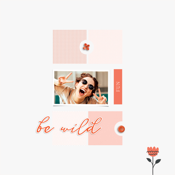 be wild © sylvia • sro 2019 • documenting everyday april & be inspired no 3 by dunia designs