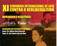 Carta de Desagravo aos presidentes do povo: Dilma Vana Rousseff e Luiz Inácio Lula da Silva