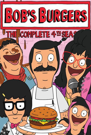 Bobs Burgers Temporada 4 HD 720p Latino
