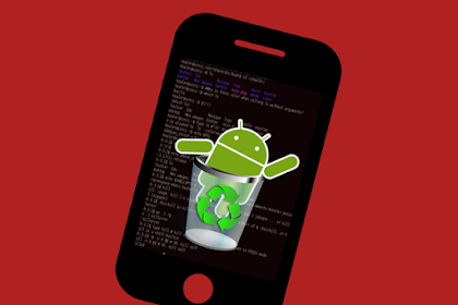 Cara Reset / Instal Ulang Android Asus Zenfone