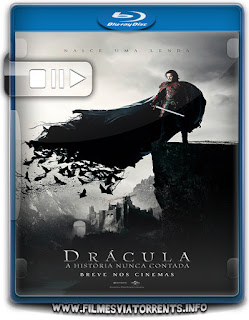 Drácula - A História Nunca Contada Torrent - BluRay 720p | 1080p Dual Áudio 5.1