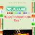 Happy independence day wishing msg