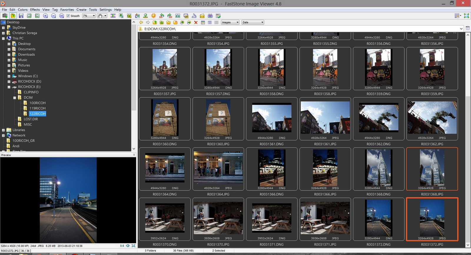 Cristian Sorega Photography: My Workflow