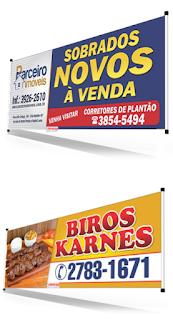 Banner -Faixa-Curitiba