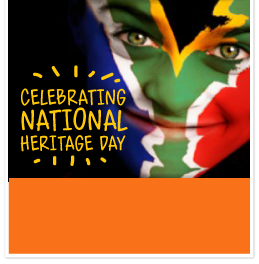Beauty Shout Box: HERITAGE DAY IN SOUTH AFRICA