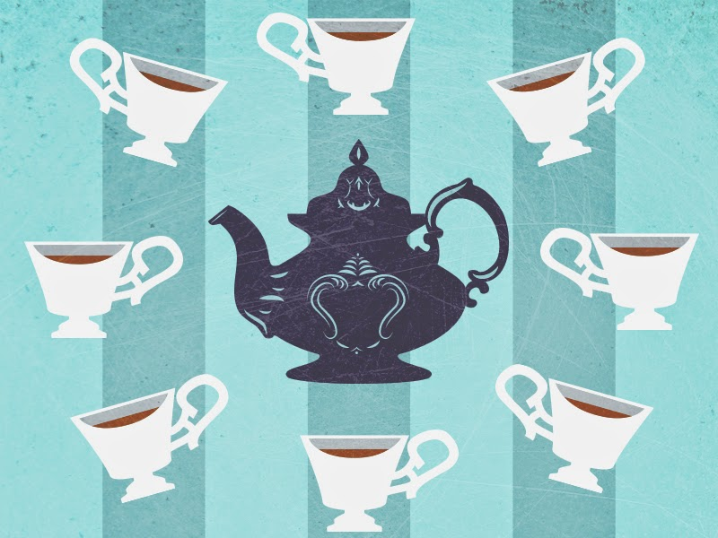 Teapot, Tea-cup, Tea, Alice in Wonderland, Tea party, cuppa, fancy a cuppa? fancy a brew?