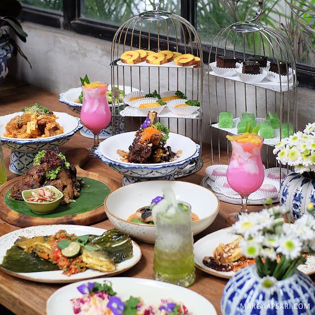 Bukber di Blue Jasmine Restaurant
