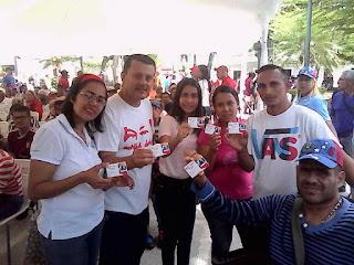 carnet del psuv 2018 partido socialista unido de venezuela
