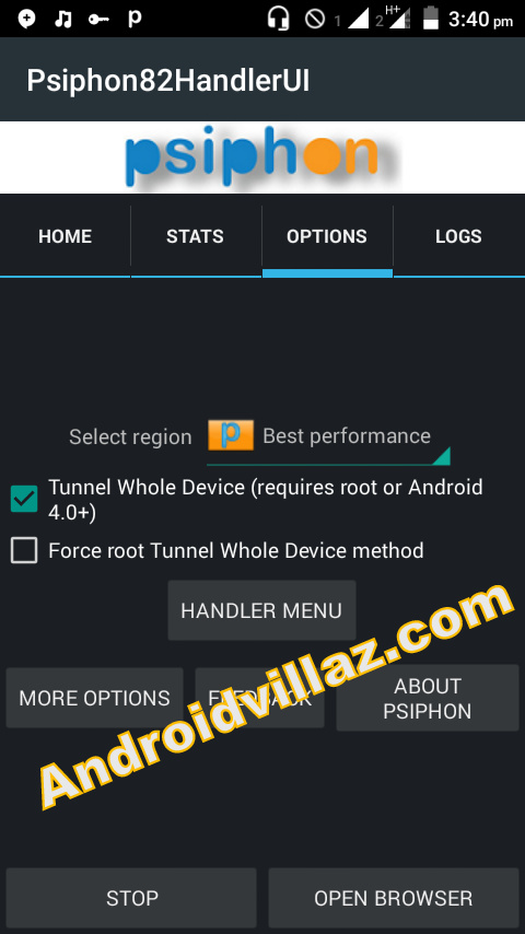 How to Browse Free On Mtn With Psiphon Handler Better Than