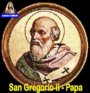 Resultado de imagen para 90.-San Gregorio III
