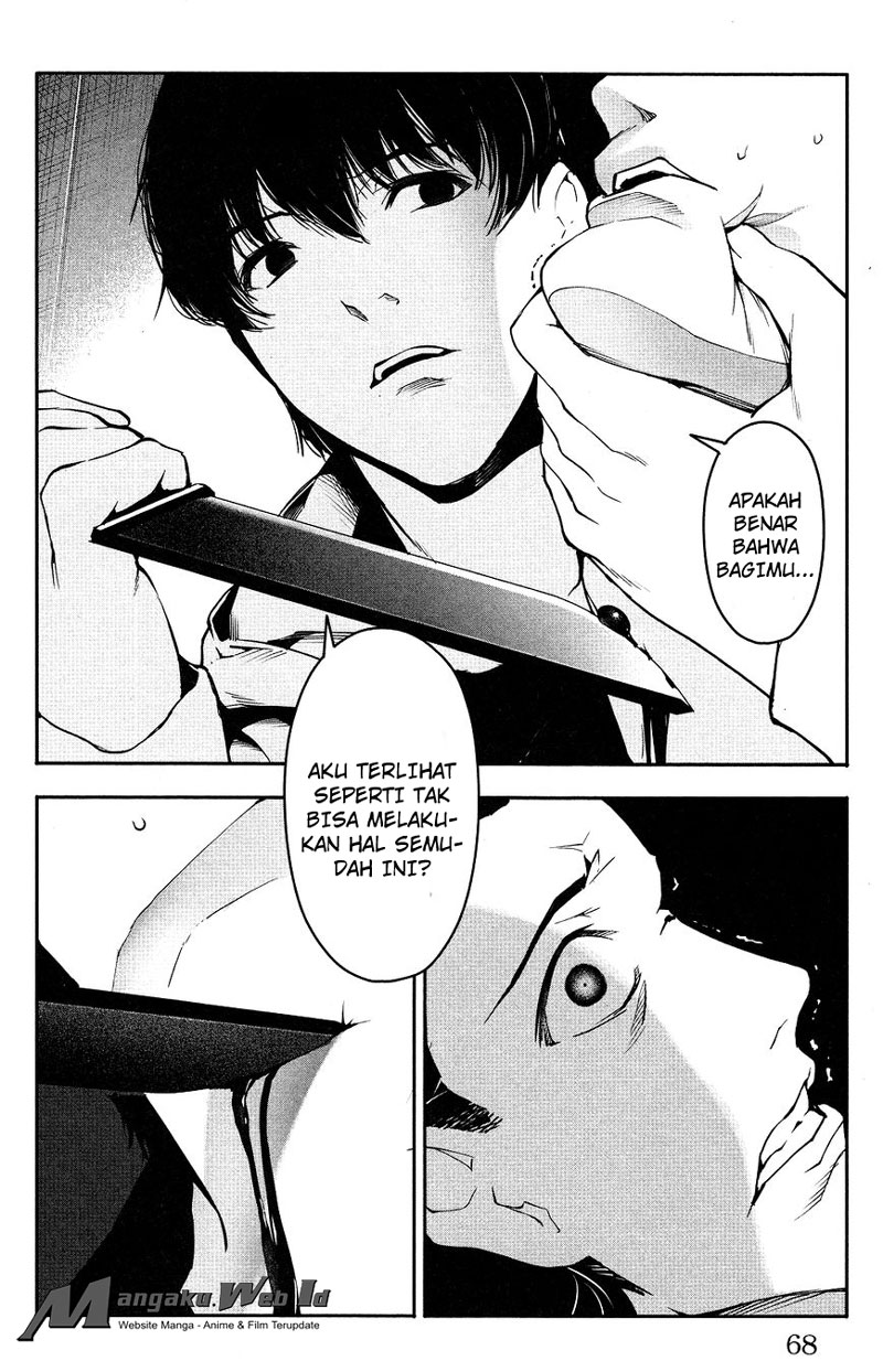 Darwin's Game Chapter 34-19