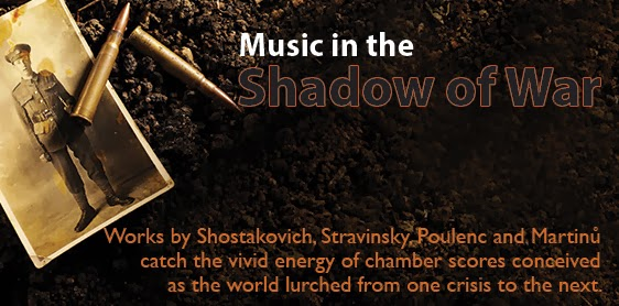 Music in the Shadow of War - Wigmore Hall