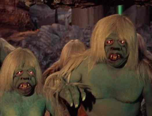 Image result for hg wells time machine morlocks