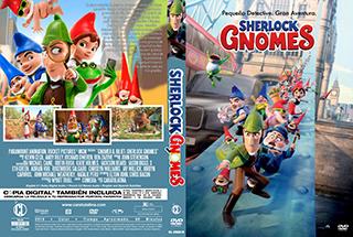 Gnomeo y Juliet: Sherlock Gnomes