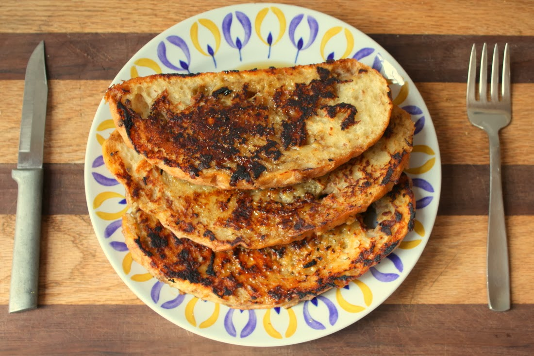 Banana Cinnamon French Toast image