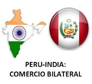 PERU-INDIA: COMERCIO BILATERAL